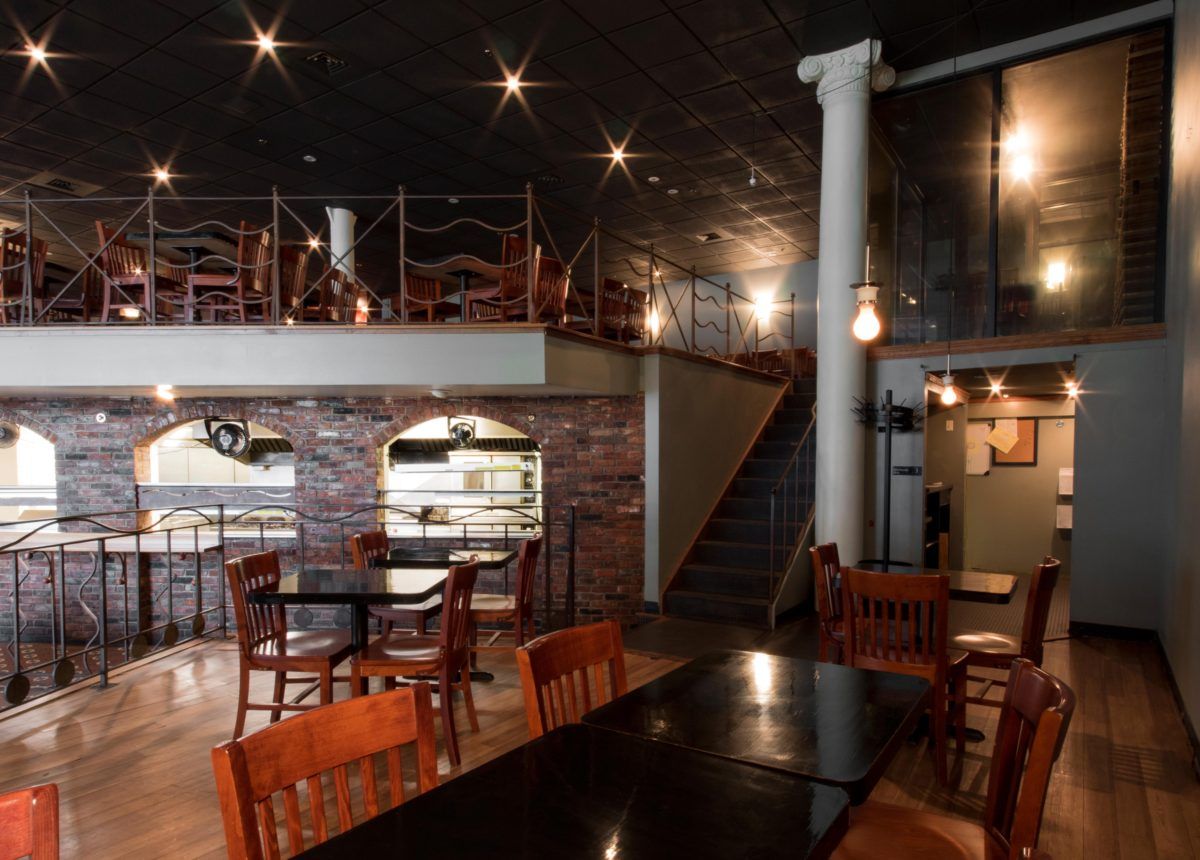 The Sweeney Building Restaurant - The Dining Room 3 - Commercial Real Estate Buffalo NY