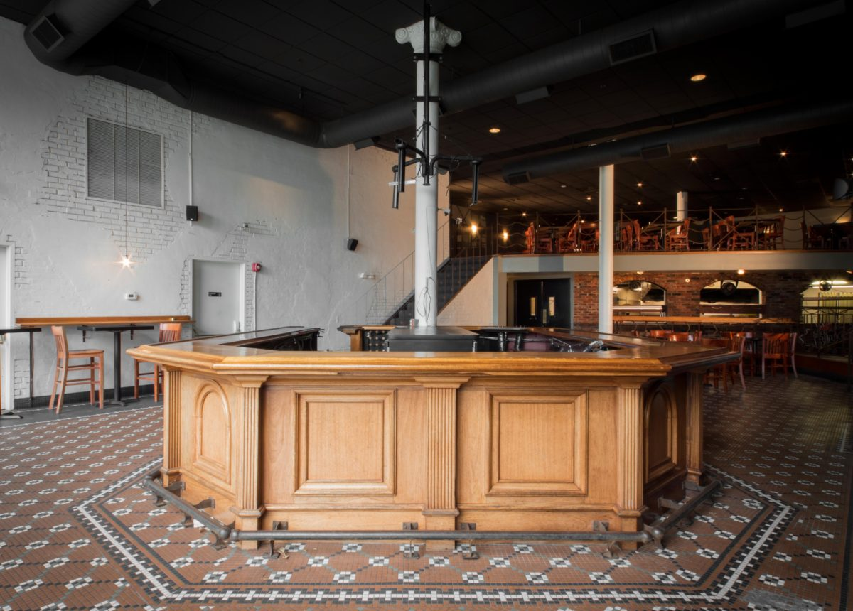 The Sweeney Building Restaurant - The Bar 2 - Commercial Real Estate Buffalo NY
