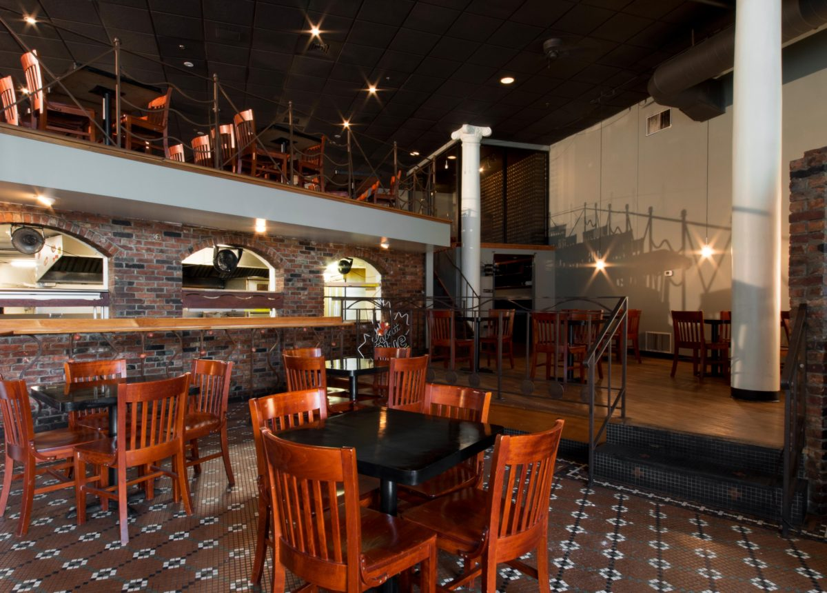The Sweeney Building Restaurant - The Dining Room 1 - Commercial Real Estate Buffalo NY