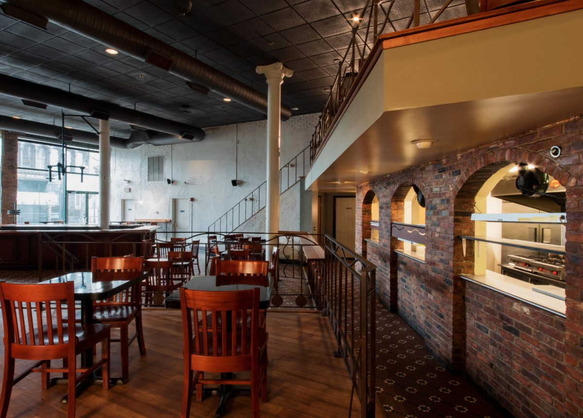 The Sweeney Building Restaurant - The Dining Room 2 - Commercial Real Estate Buffalo NY